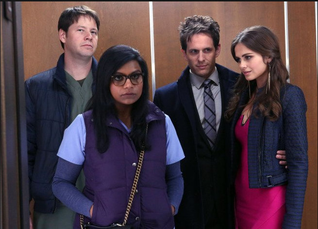 The Mindy Project screen shot.