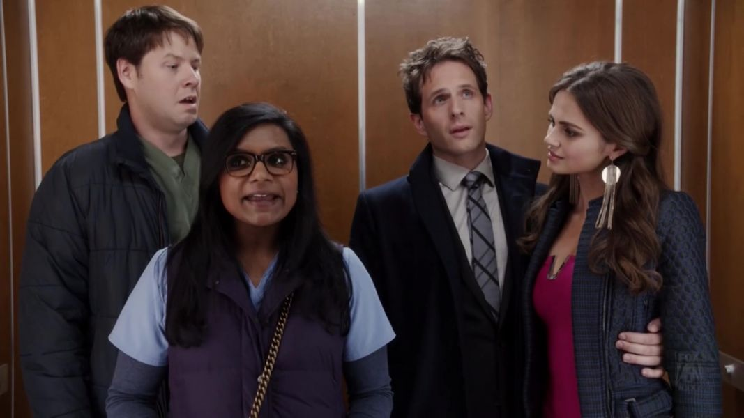 The Mindy Project screenshot.